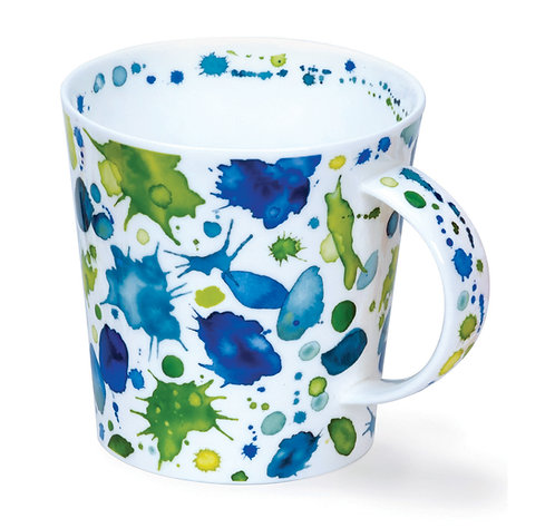 Cairngorm Whoops! Green- Dunoon fine English bone china