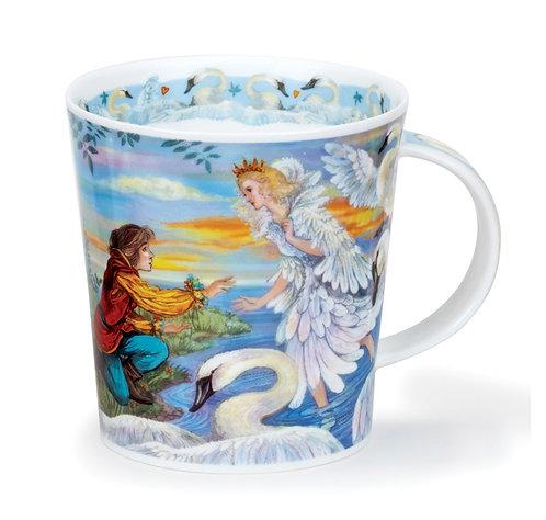 Lomond Fairy Tales IV - Swan Lake - Dunoon fine English bone china