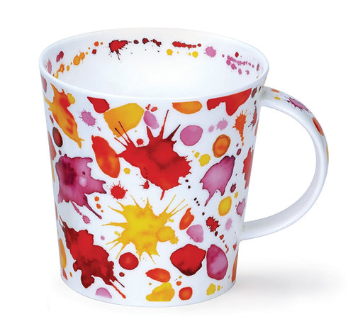 Lomond Whoops! Red- Dunoon fine English bone china