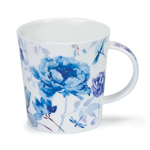 Lomond Blue Haze Dragonfly - Dunoon fine English bone china