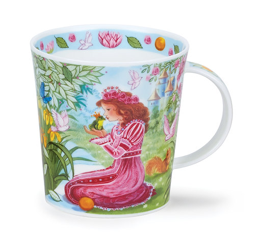 Lomond Fairy Tales II- Frog Prince - Dunoon fine English bone china