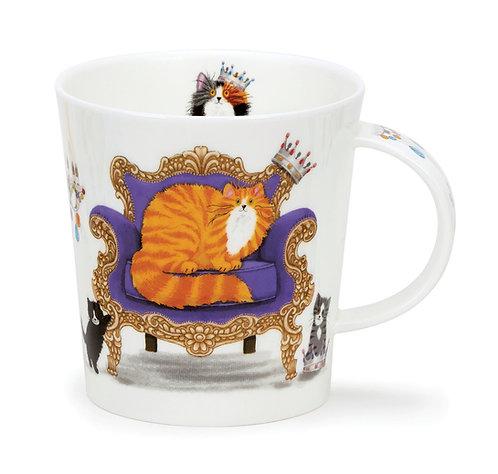 Lomond Regal Cats - Ginger - Dunoon fine English bone china