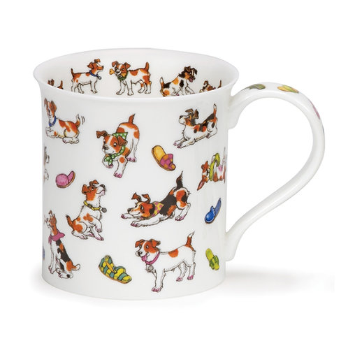 Bute Animals Galore - Dog - Dunoon fine English bone china