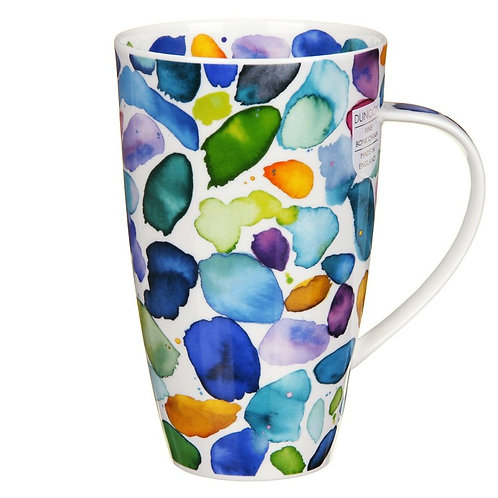 Henley Blobs Coffee and Tea Mug- Dunoon fine English bone china
