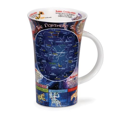Glencoe Night Sky - Dunoon fine English bone china