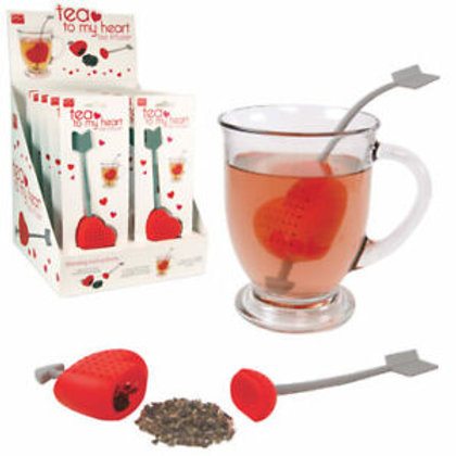 Silicone Tea Infusers by DCI