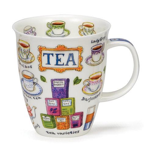 Nevis Tea Coffee and Tea Mug- Dunoon fine English bone china