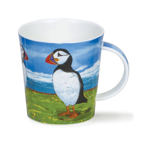 Lomond Shorebirds - Puffin - Dunoon fine English bone china