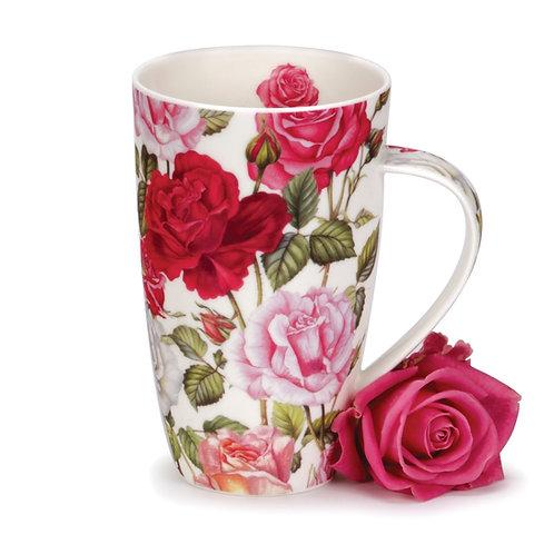 Henley Roses - Dunoon fine English bone china