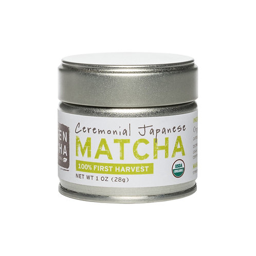 Organic Matcha Green Tea 1oz