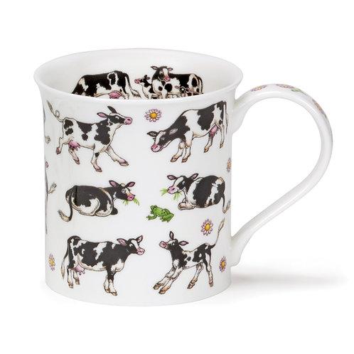 Bute Animals Galore - Cow - Dunoon fine English bone china