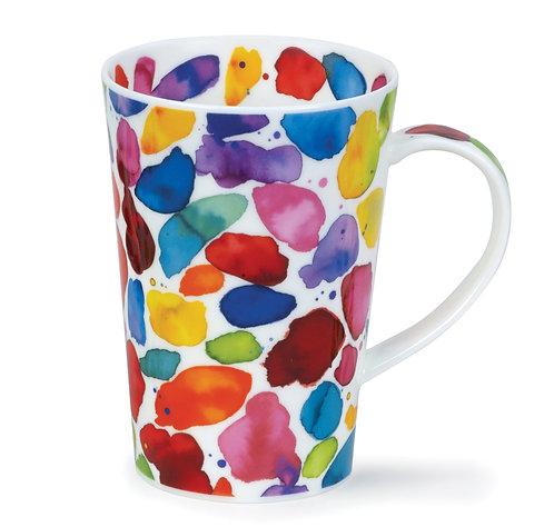Shetland Blobs Coffee and Tea Mug- Dunoon fine English bone china