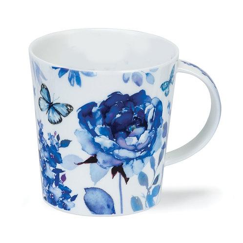 Lomond Blue Haze - Open Butterfly - Dunoon fine English bone china