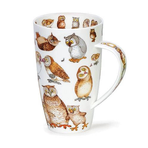 Henley Twitters Coffee and Tea Mug- Dunoon fine English bone china