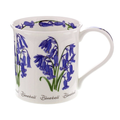 Bute Spring Flowers - Bluebell - Dunoon fine English bone china