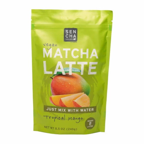 Matcha Green Tea Latte - Tropical Mango