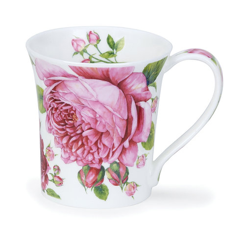 Jura Rosabunda Coffee and Tea Mug- Dunoon fine English bone china