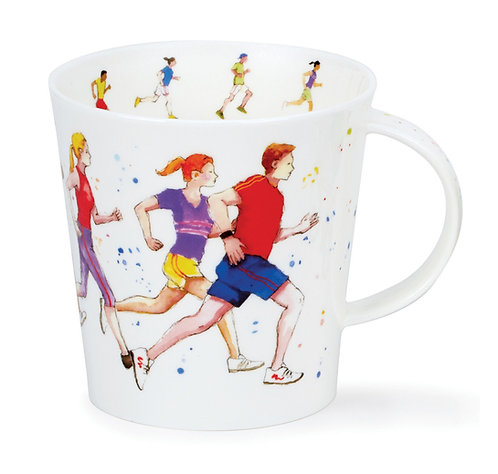 Cairngorm Going the Distance- Dunoon fine English bone china