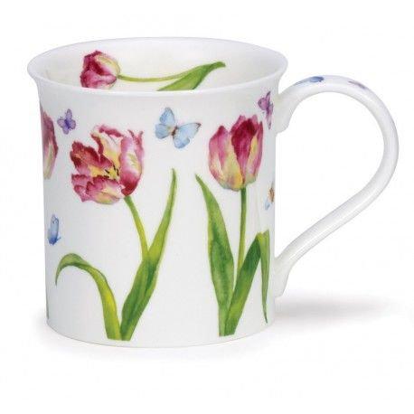 Bute Beau Jardin - Tulip - Dunoon fine English bone china