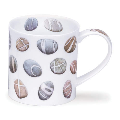 Orkney Pebbles - Dunoon fine English bone china