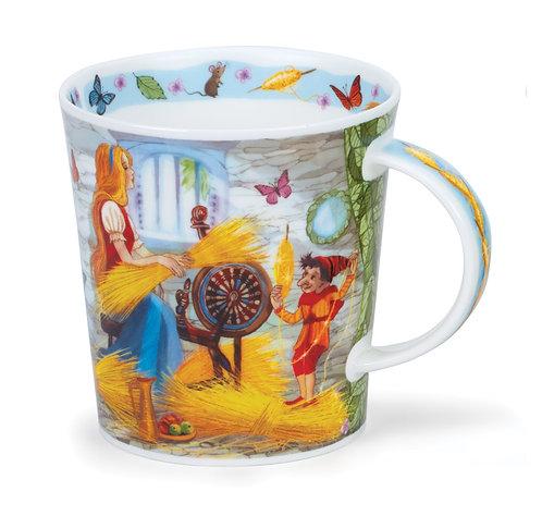 Lomond Fairy Tales II - Rumpelstiltskin - Dunoon fine English bone china