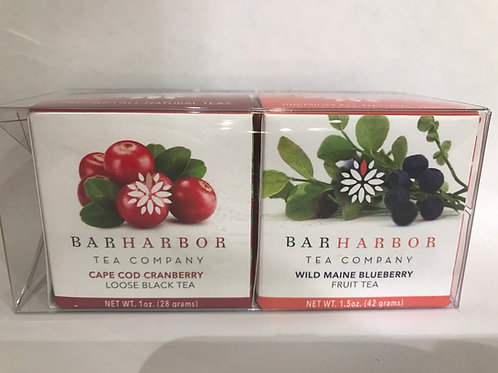 Twin Pack- Cranberry and  Blueberry Fruit Loose