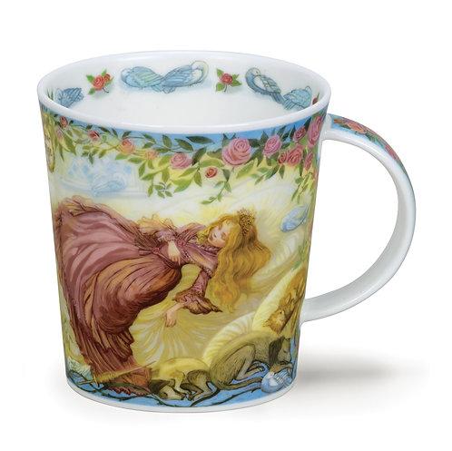 Lomond Fairy Tales I - Sleeping Beauty - Dunoon fine English bone china