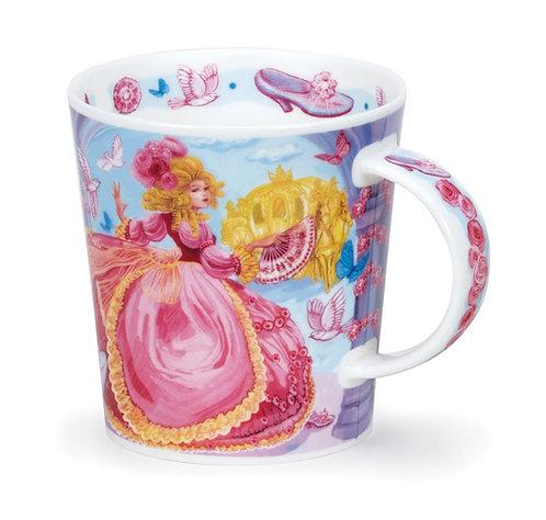Lomond Fairy Tales IV - Cinderella - Dunoon fine English bone china