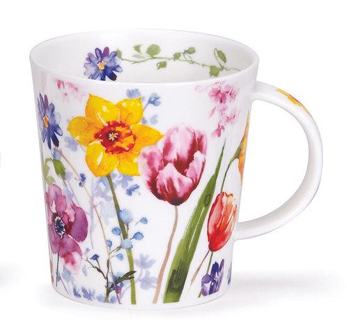 Lomond Wild Garden Daffodil - Dunoon fine English bone china