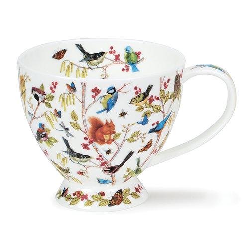 Skye Secret Wood - Dunoon fine English bone china