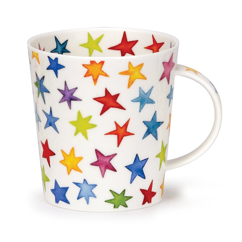 Lomond Starburst - Dunoon fine English bone china