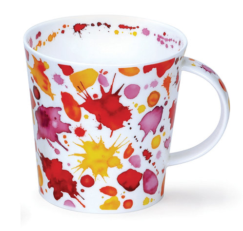 Cairngorm Whoops! Red- Dunoon fine English bone china