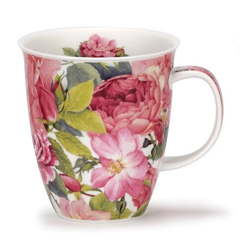 Nevis Chartwell Pale Coffee and Tea Mug- Dunoon fine English bone china