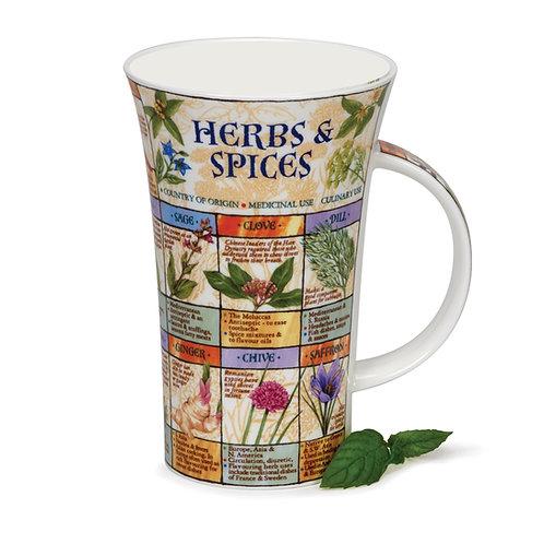 Glencoe Herbs & Spices - Dunoon fine English bone china