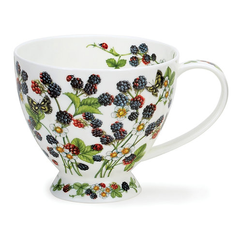 Skye Wild Blackberries - Dunoon fine English bone china