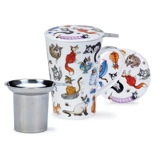 Shetland Catastrophe Coffee and Tea Mug- Dunoon fine English bone china