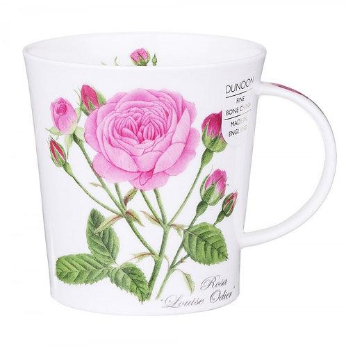 Lomond Botanica - Rose- Coffee and Tea Mug- Dunoon fine English bone china