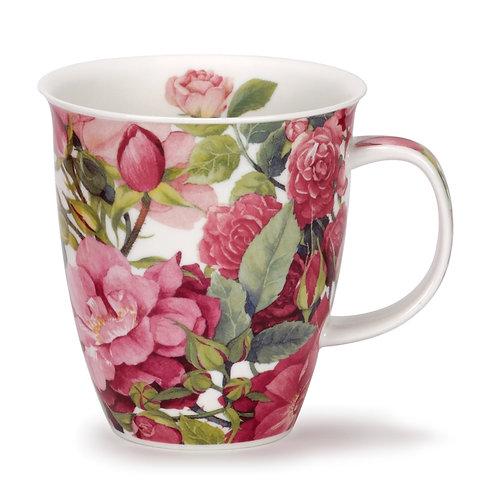 Nevis Chartwell Dark Coffee and Tea Mug- Dunoon fine English bone china