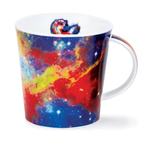 Cairngorm Cosmos Red- Dunoon fine English bone china