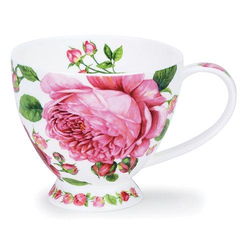 Skye Rosabunda- Dunoon fine English bone china