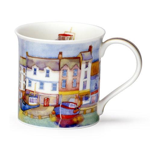Bute Seaside Harbour  - Dunoon fine English bone china
