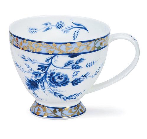 Skye Delft Blue- Dunoon fine English bone china