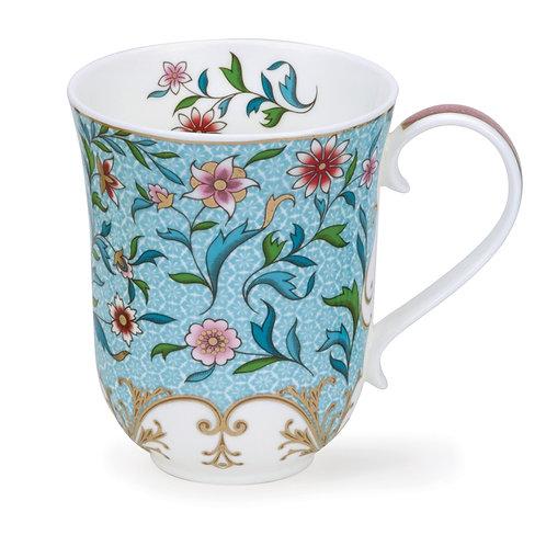 Braemar Kashmir with Gold - Dunoon fine English bone china