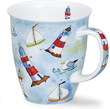 Nevis On The Water - Dunoon fine English bone china