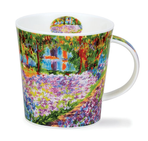 Cairngorm Giverny Garden- Dunoon fine English bone china