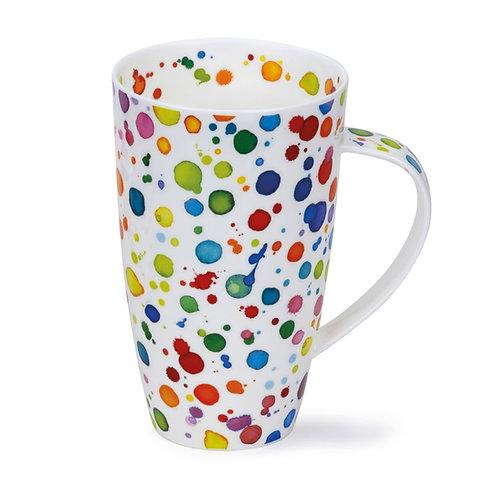 Henley Splat! Coffee and Tea Mug- Dunoon fine English bone china