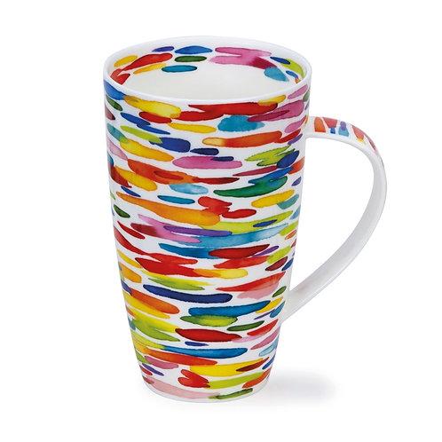 Henley Slapdash! Coffee and Tea Mug- Dunoon fine English bone china