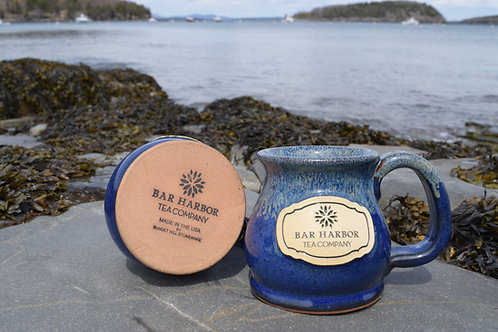 Bar Harbor Tea Company Potbelly Mug