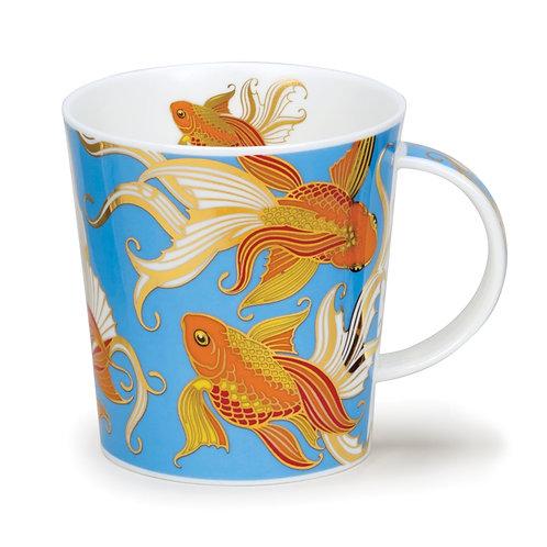 Lomond Les Poissons Goldfish - Dunoon fine English bone china