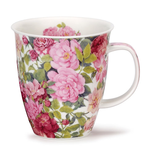 Nevis Chartwell Small Coffee and Tea Mug- Dunoon fine English bone china